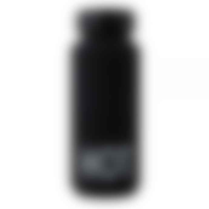 Design Letters Black Thermo Insulated Hot and Cold Bottle