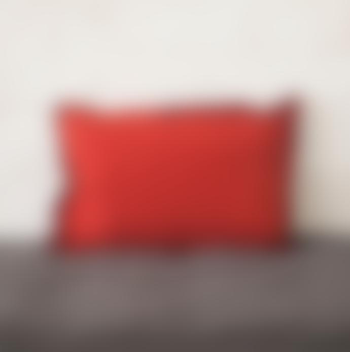 Balakata 40 x 60cm Chili Linen Cushion Cover