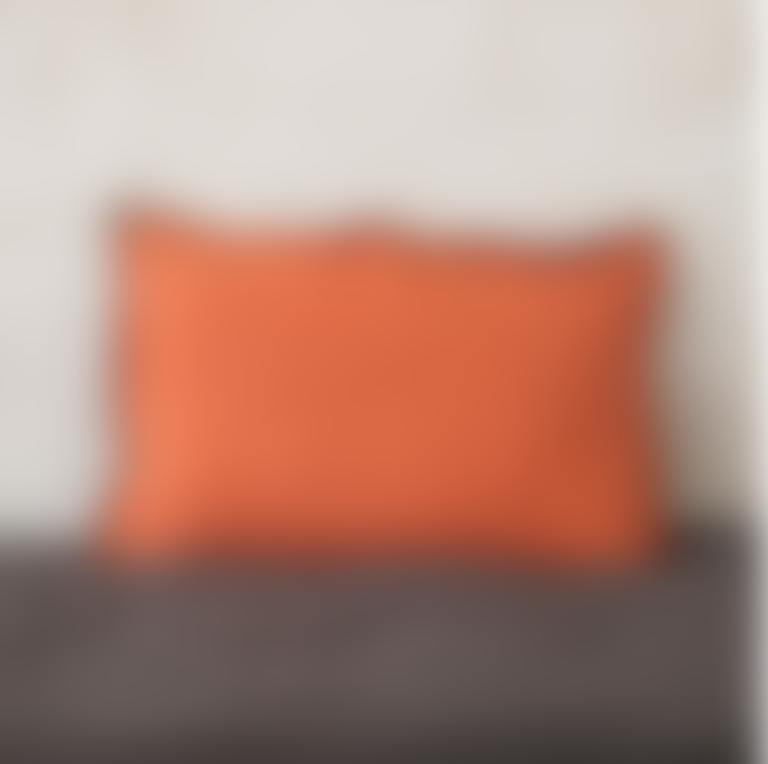 Balakata 40 x 60cm Roof Tile Linen Cushion Cover