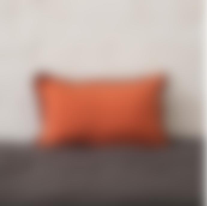 Balakata 30 x 50 Roof Tile Linen Cushion Cover