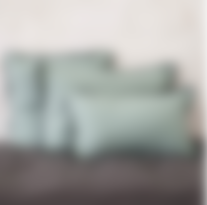 Balakata 30 x 50cm Celadon Linen Cushion Cover