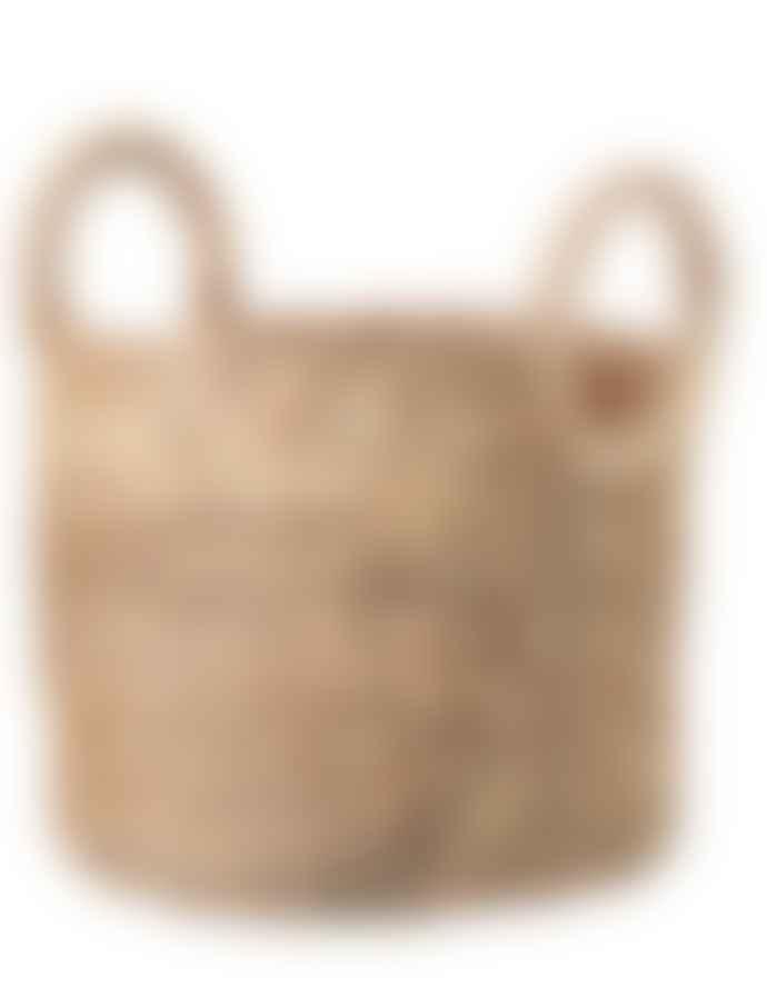 Bloomingville Small Natural Basket