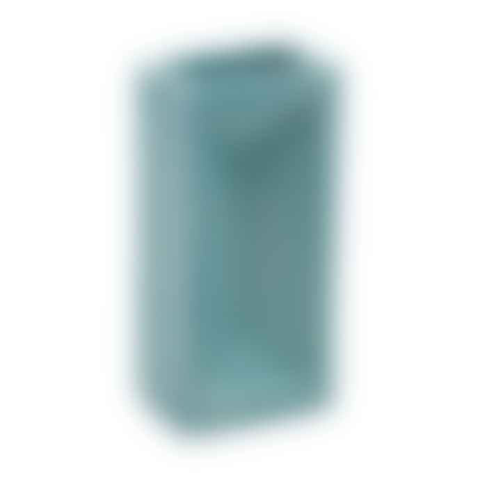 Stolen Form Brick Vase Pale Blue