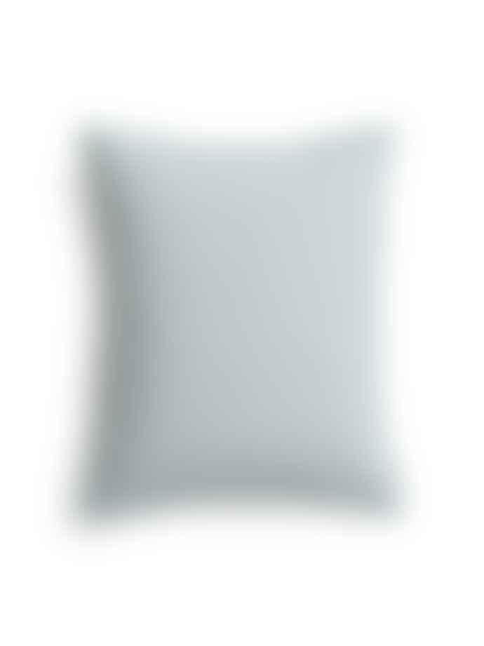 AB Småland 50 x 60 cm Sky Organic Cotton Crinkle Pillowcase