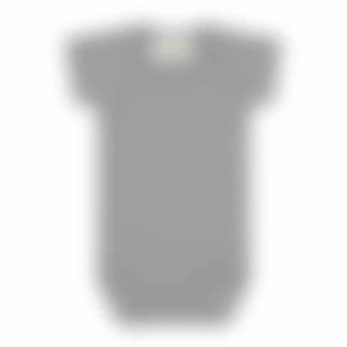 Vild - House Of Little Ss Bodysuit Grey