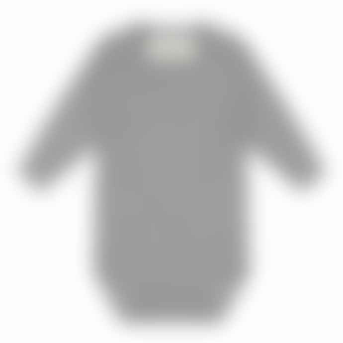 Vild - House Of Little Ls Bodysuit Grey