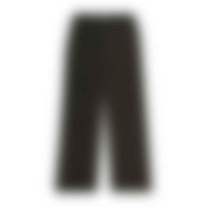 Anecdote Sage Wide Leg Corduroy Cotton Trousers