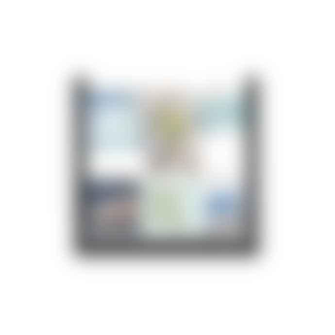 Umbra Black Hangit Desktop Photo Display