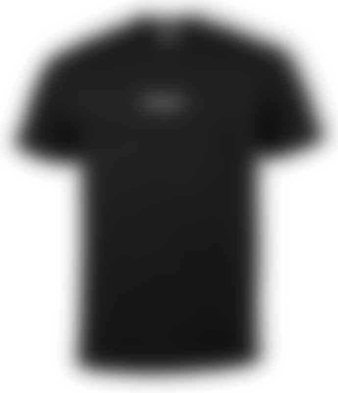 Parlez Ladsun Short Sleeved T Shirt Black