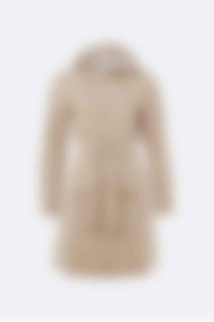Rains Belt Jacket 1824 Beige