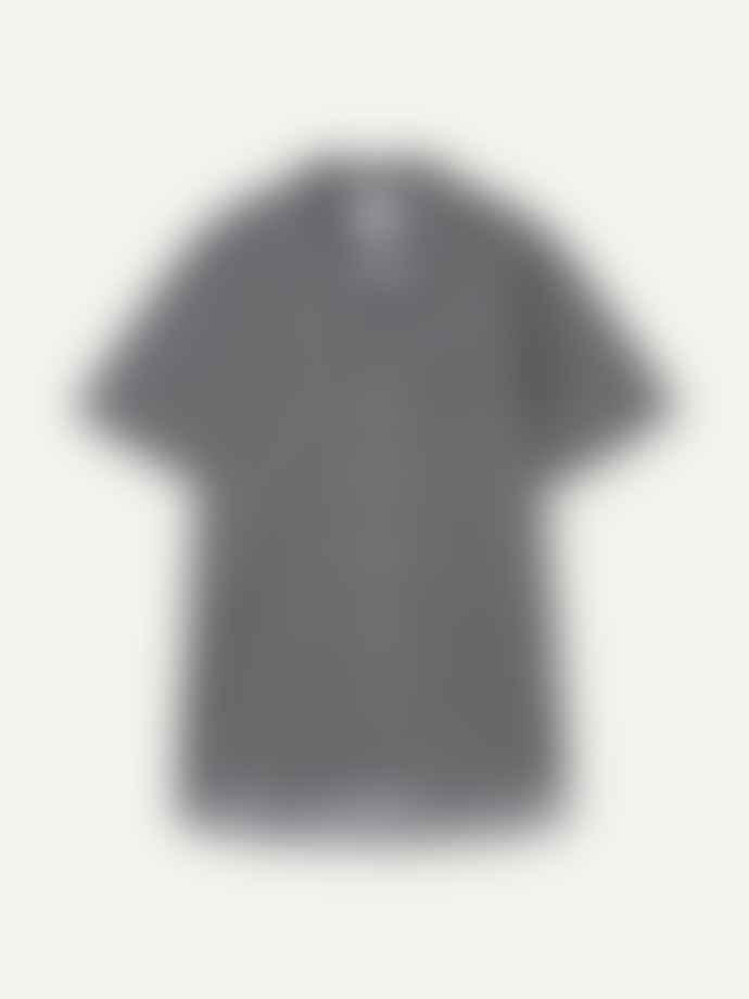 Libertine-Libertine Cave Shirt Navy Tiles