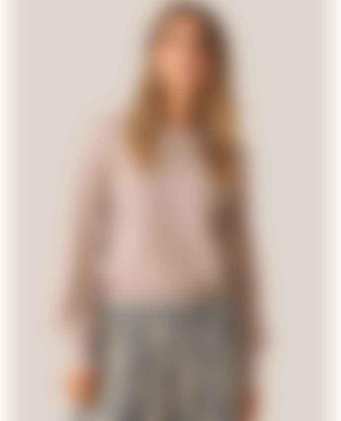 Second Female Lea Creme De Peche Knit