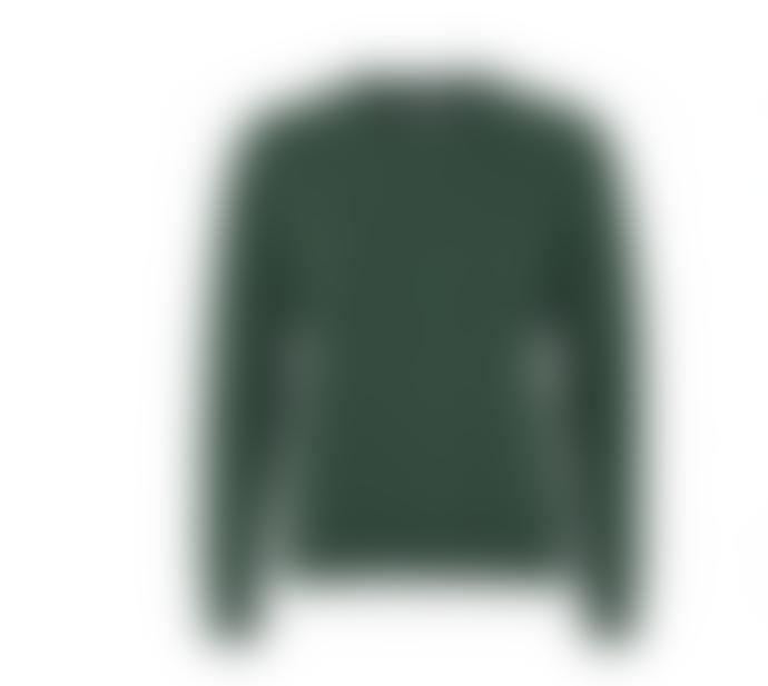 Colorful Standard Sweat Vert En Coton Bio Emerald Green
