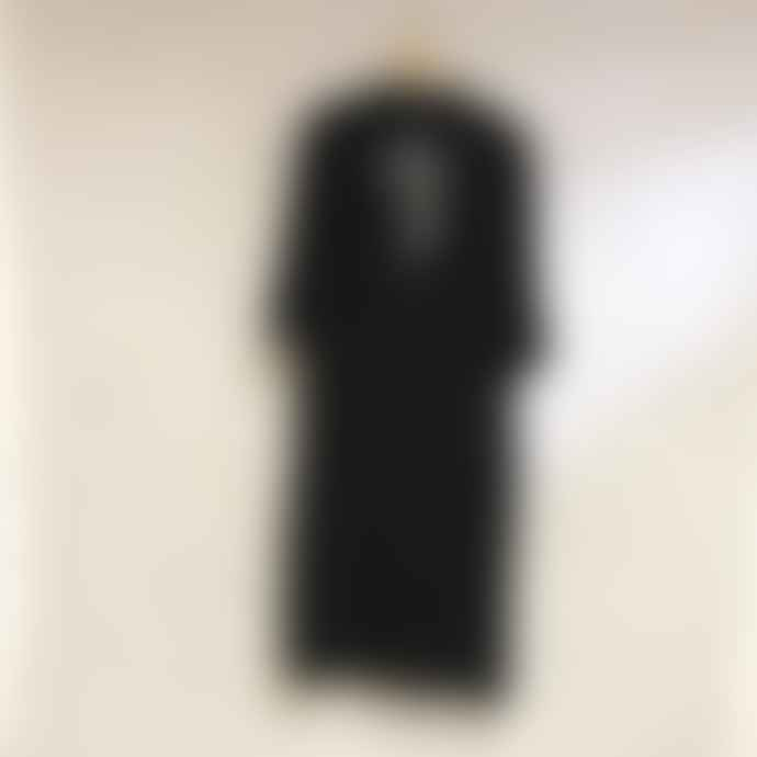 Liebling Malmo Svala Black Shirt dress