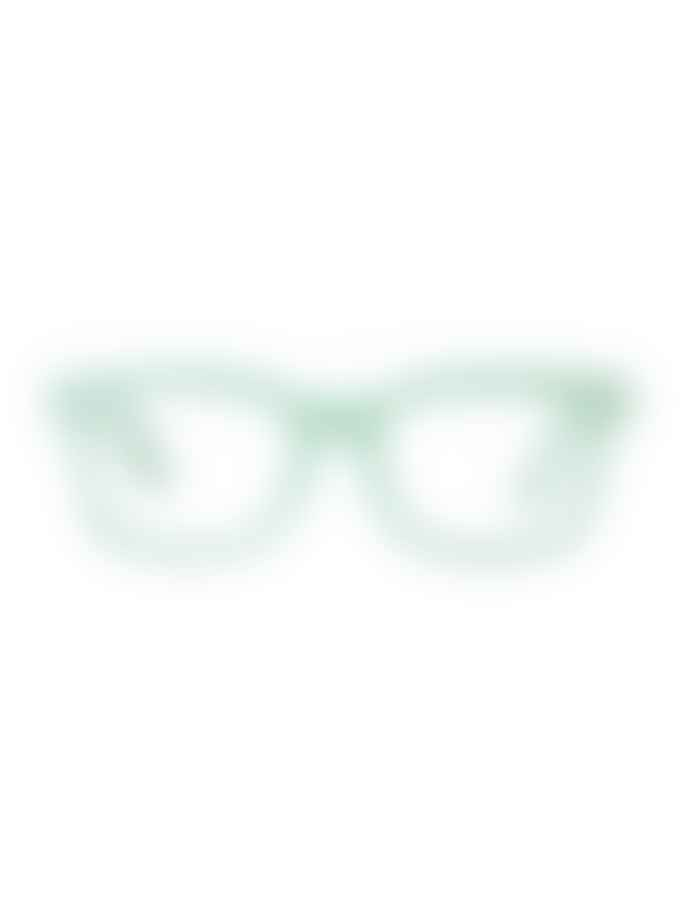 Thorberg Marina Reading Glasses Soft Turquoise Milk