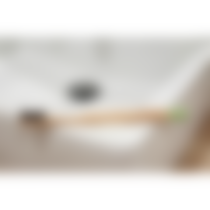 BAM BAM Set of 4 Bamboo Toothbrushes