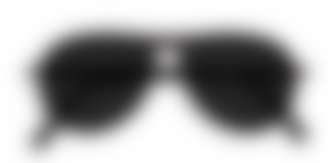 IZIPIZI Black I Sunglasses