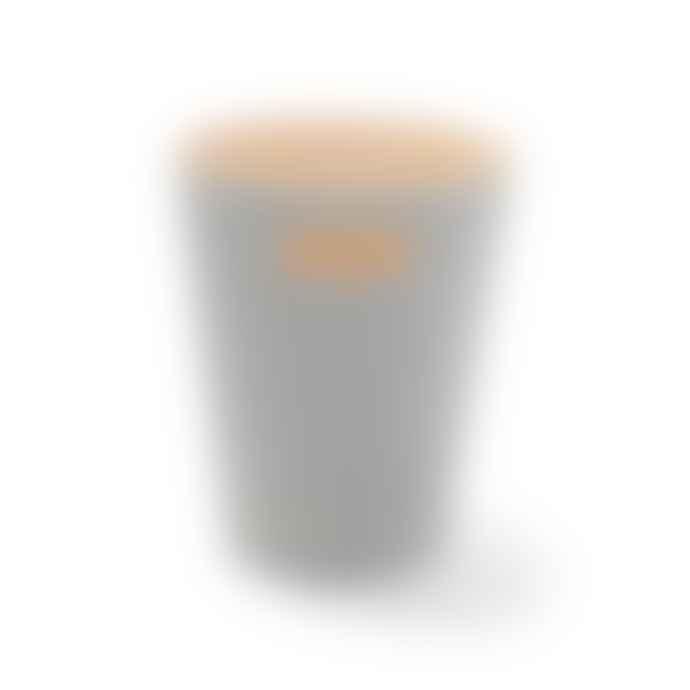Umbra Grey Woodrow Trash Can