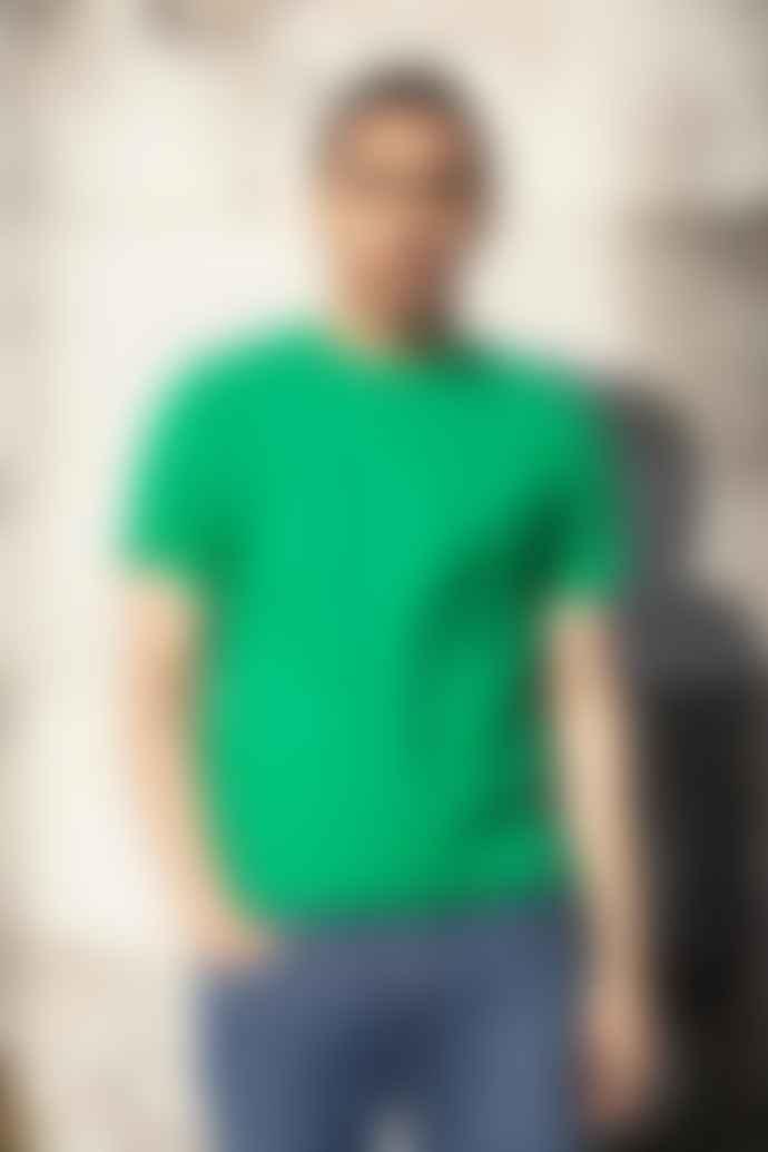 Colorful Standard Mens Kelly Green T Shirt