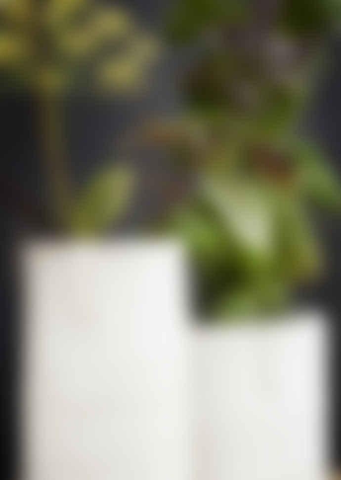 Madam Stoltz Face Imprint Plant Pot