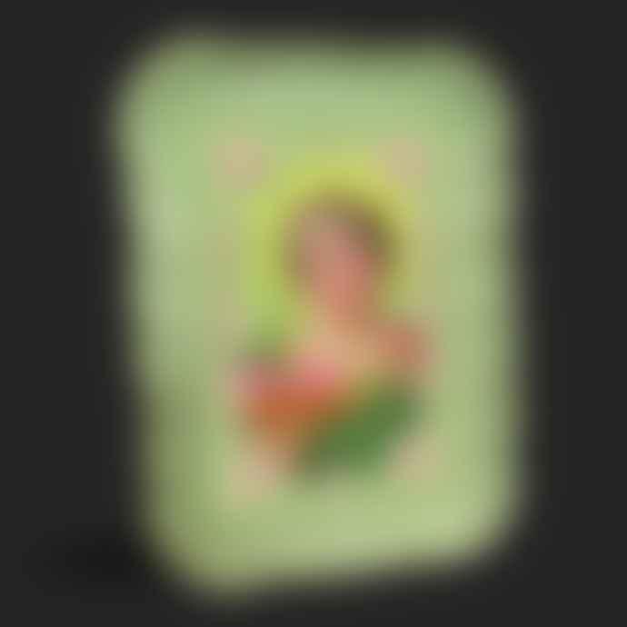 SANTHONORÉ Medium Santa Agata Tray