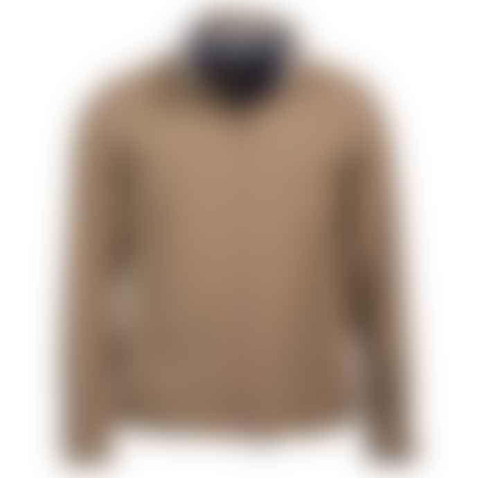 Barbour Beacon Cooper Jacket Sand