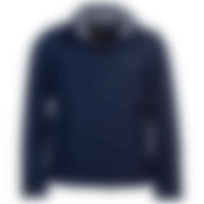 Barbour Beacon Cooper Jacket Navy