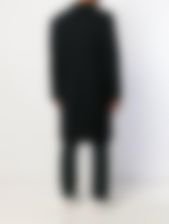 Z Zegna Double Flap Pocket Overcoat
