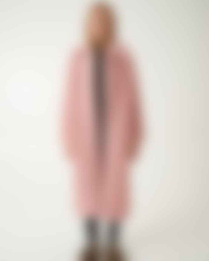 STAND STUDIO Pale Pink Gilberte Coat