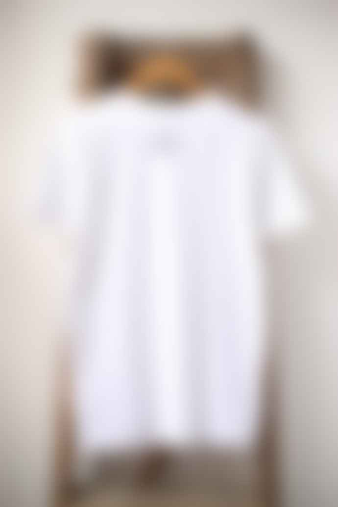 Bella Freud  These Shoes Boy Cut White T Shirt