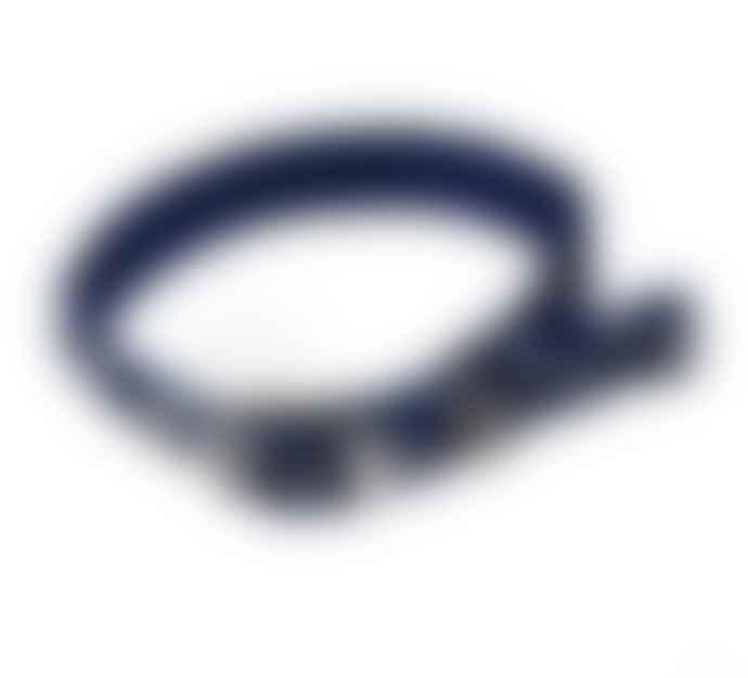 Rex London Medium Blue Polka Dot Collar