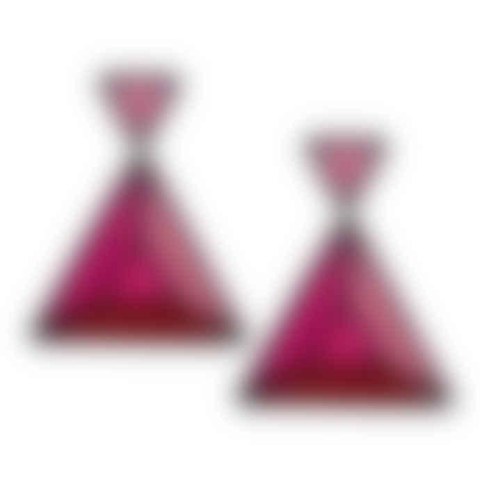 Doodad + Fandango  Tourmaline Dream Earrings