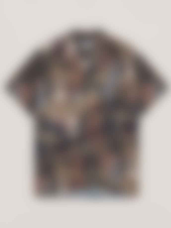 YMC Malick Shirt In Tapestry