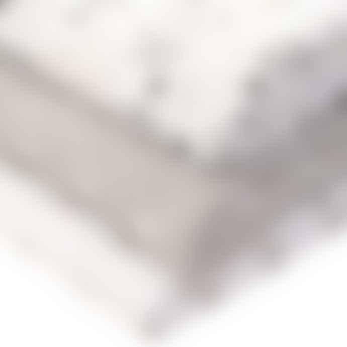Ziggle Large Grey White Muslins