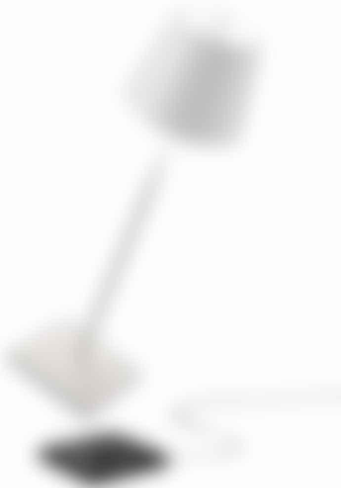 Zafferano White Poldina Pro Table Lamp