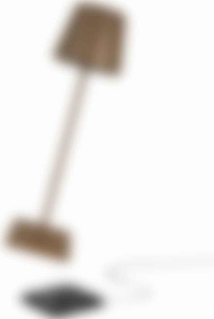 Zafferano Corten Poldina Pro Table Lamp