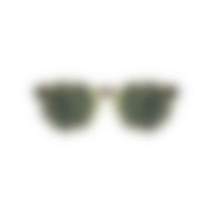 A Kjærbede Bate Demi Tortoise Sunglasses