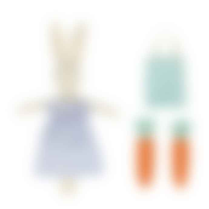 Meri Meri Bunny Doll in Bunny Case