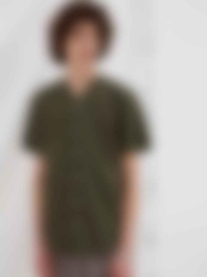 Libertine-Libertine Ant Green Shirt