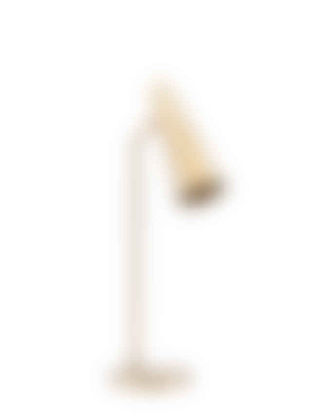 House Doctor Table Lamp Precise Brass