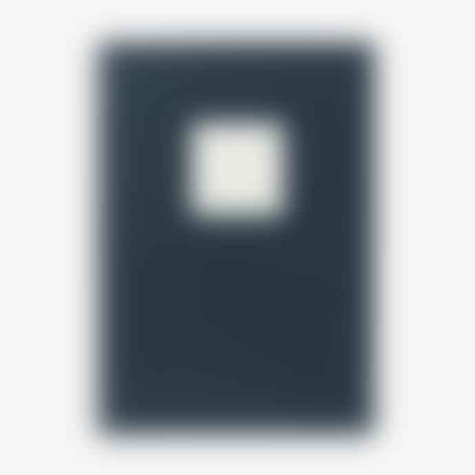 Kartotek Copenhagen Navy Dots Print Sketching Pad