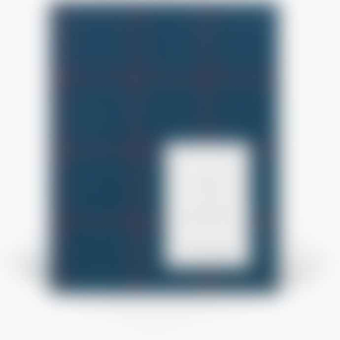 NOTEM Medium Blue Flat Lay Uma Notebook