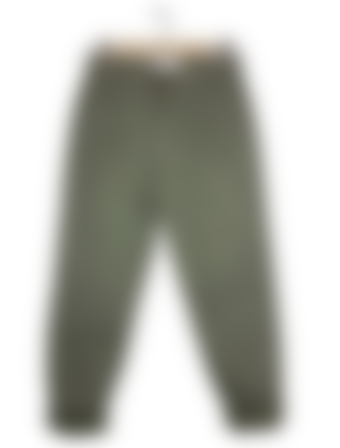 Outland 100 Cotton Twill Pleat Pants Khaki