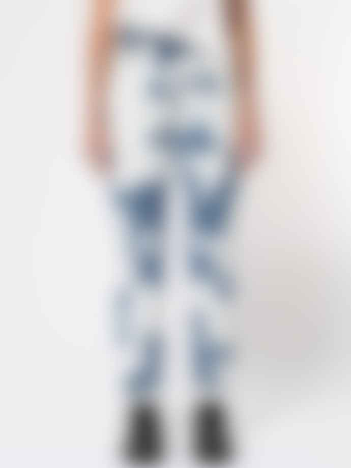 Nudie Jeans Breezy Britt Tie Dye Jeans