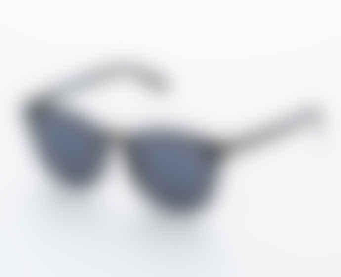 Le Specs Fine Specimen Mens Sunglasses Matte Black