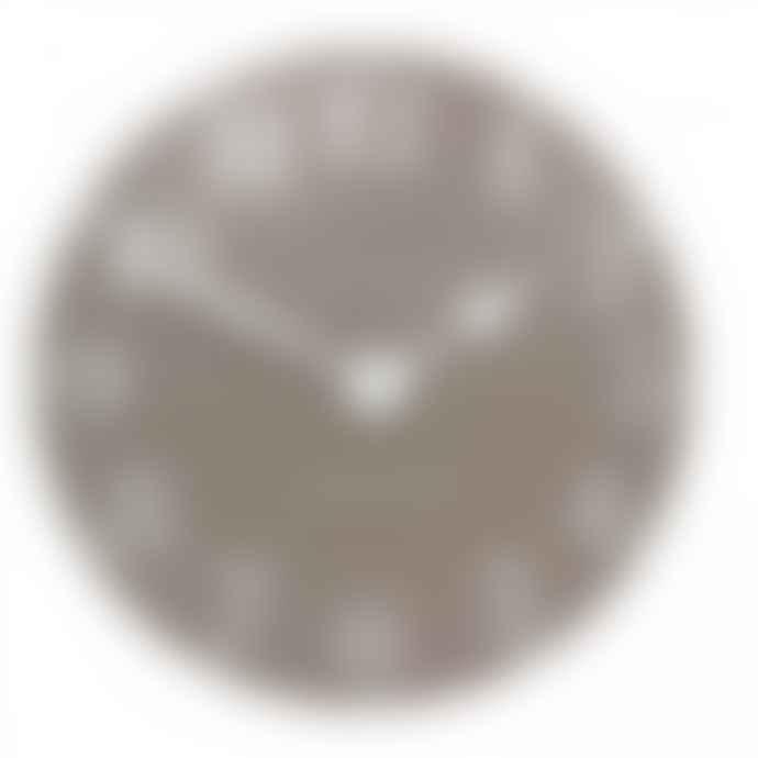 "Thomas Kent Clay Arabic Wall Clock 20"""