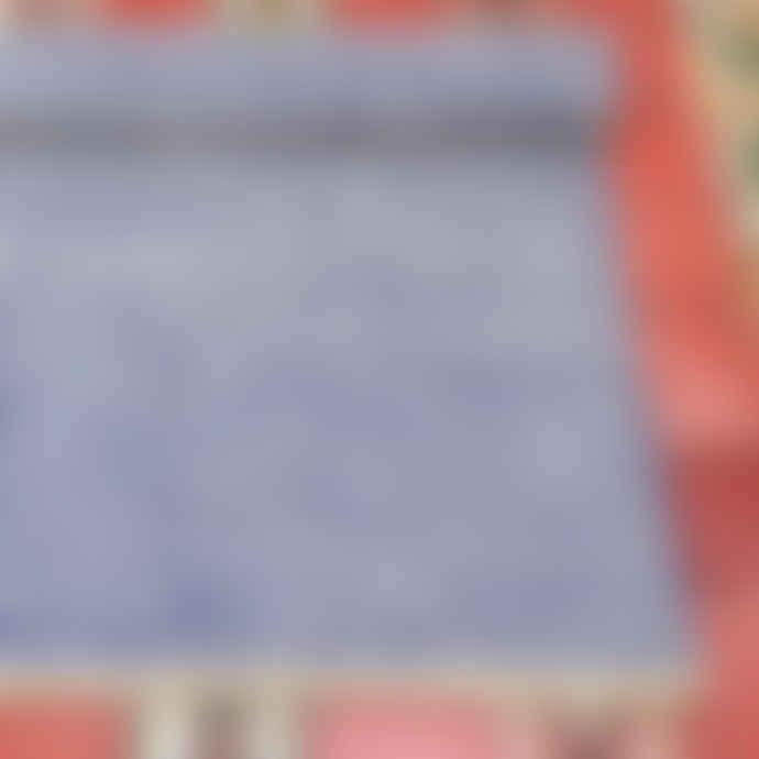 Casa Cubista Blue Pipoca Rug 200 x 300 cm