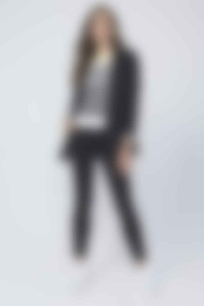 Aaiko Black Tamar Ray 523 Pants
