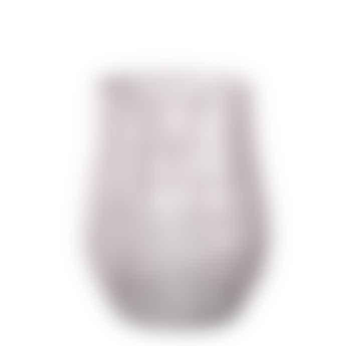 Parlane Rattan Lantern Dusky Pink Large