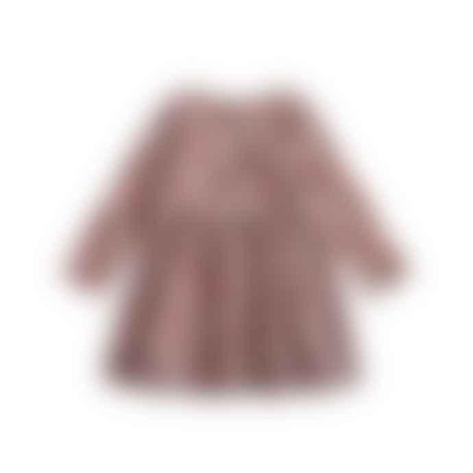 Louise Misha Roulotta Blush Flowers Dress